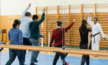 Santo Tirso inclui karaté no Programa de Desporto Adaptado inclui