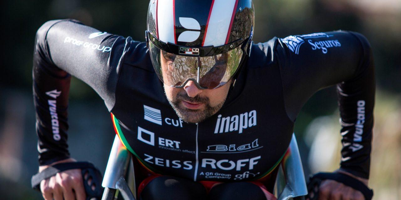João Correia qualifica-se para o Programa de Preparação Paralímpica Tóquio 2020