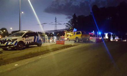 9 feridos em colisão em Santo Tirso