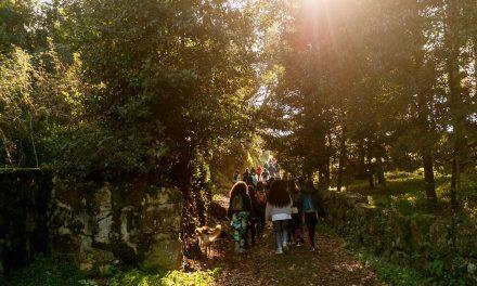 Caminhada da Primavera por terras de S. Rosendo