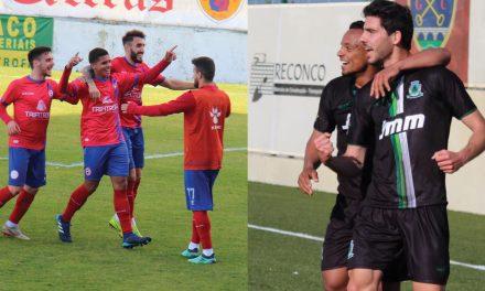 Série A do Campeonato de Portugal: uma luta a cinco
