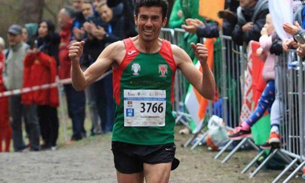 Davide Figueiredo campeão do mundo de cross