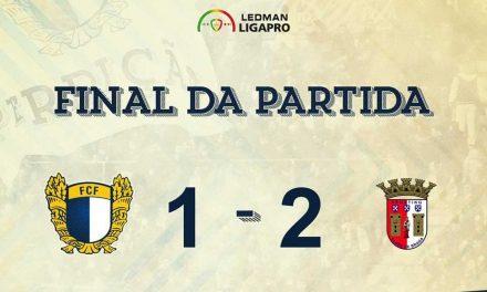 Sp. Braga B vence em Famalicão