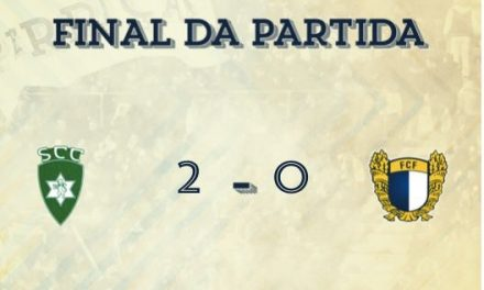 Famalicão perdeu por 2 a 0 na Covilhã