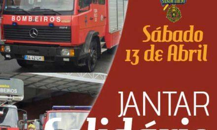 Bombeiros Vermelhos promovem jantar solidário