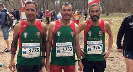Joaquim Figueiredo campeão do mundo de cross por equipas