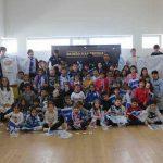FC Famalicão visitoujardim de infânciae ATL do Centro Social e Cultural Dr. Nuno Simões