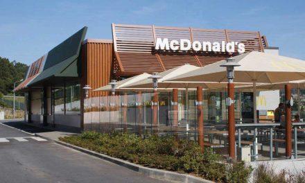 McDonald`s e Mercadona a caminho de Santo Tirso