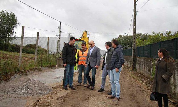 Video – Obra melhora acesso ao Parque Industrial da Barca, em Vila das Aves