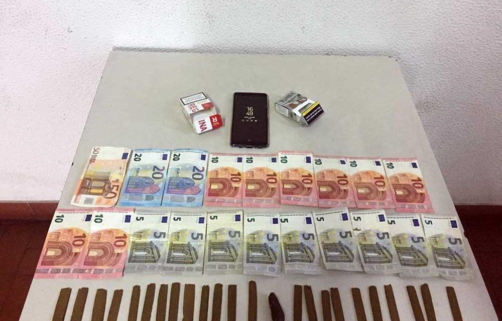 Detido por tráfico de droga em Ribeirão
