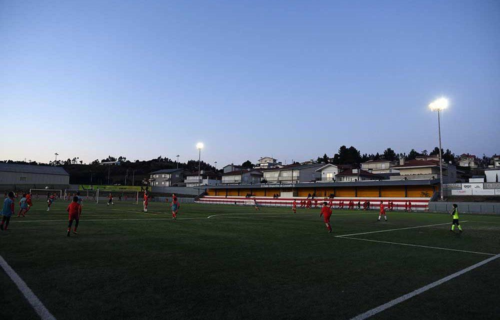 CD Lousado com melhores condições para a prática desportiva