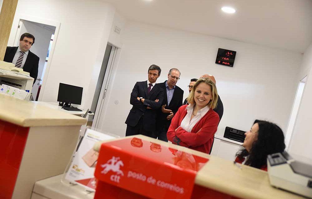 Novo posto dos CTT de Lousado já funciona na Junta de Freguesia