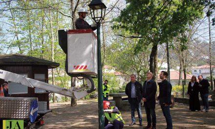 Iluminação pública de Santo Tirso cem por cento LED (c/ vídeo)