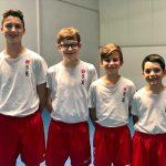 4 atletas da Jin-She representam Portugal no Europeu de KungFu Tradicional na Rússia