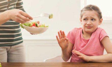 """Linhas Nutricionais: """"O que é a Neofobia Alimentar?"""""""