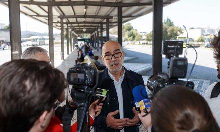 """""""Esforços do município"""" permitiram antecipar um mês entrada em vigor do passe único em Santo Tirso"""