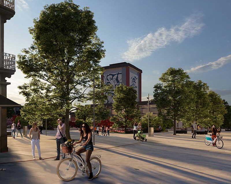 Famalicão vai investir 8 milhões de euros na reabilitação do centro urbano