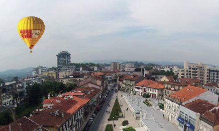 Passeios de balão são novidade no verão em Santo Tirso – Mentira de 1 de abril