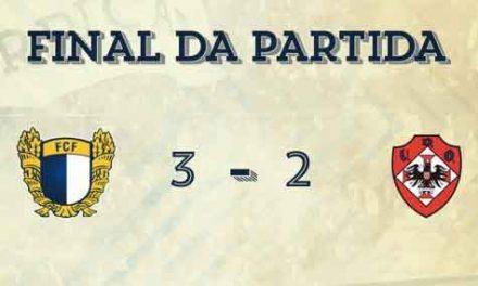 Famalicão vence Oliveirense e impede Paços de se sagrar já campeão da II Liga