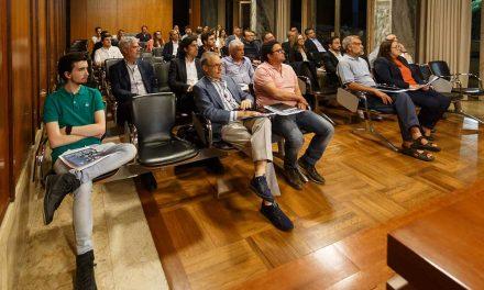 Câmara reúne parceiros estratégicos na área empresarial