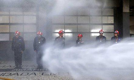 🎬 Bombeiros Tirsenses com novos elementos