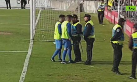 """FC Tirsense quer reunir com """"urgência"""" com AF Porto e conselho de arbitragem"""