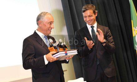 Marcelo Rebelo de Sousa em Famalicão para Cimeira Internacional da Inovação