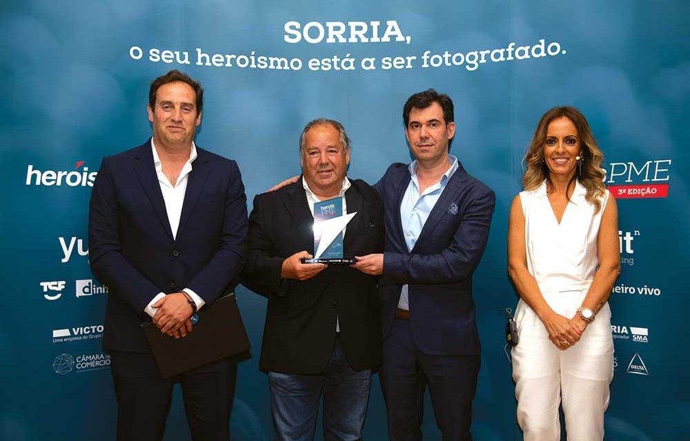 Casa dos Reclamos no top 5 dos Heróis PME