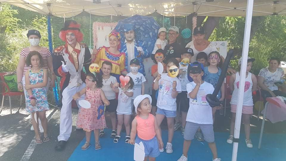 Associação Amigos da Dianinha festeja Dia da Criança no IPO