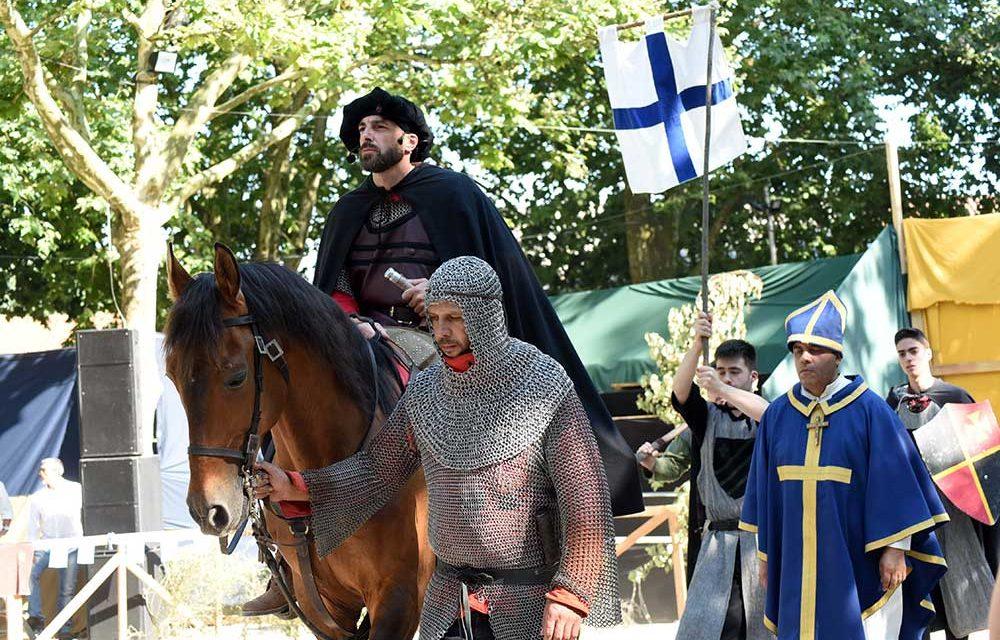 Feira Medieval Viking de Famalicão está a chegar