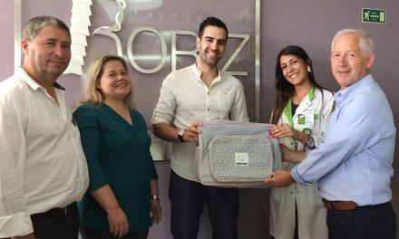 Junta de Roriz entrega primeira mala de maternidade