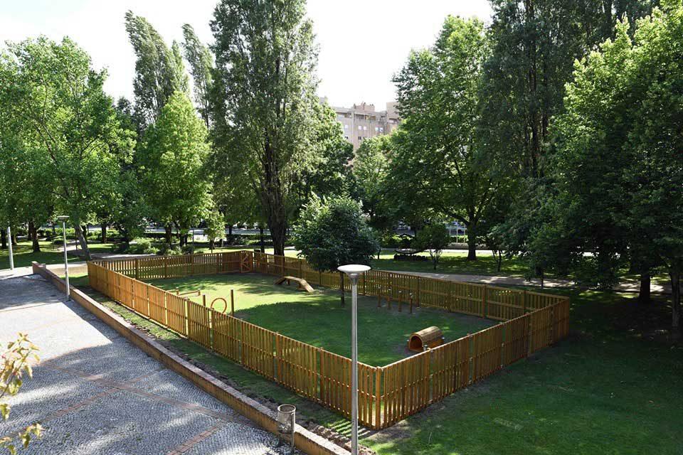Famalicão inaugura primeiro Parque Canino