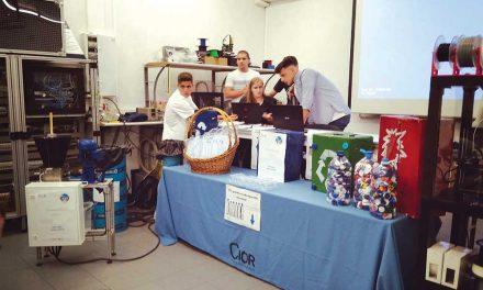 Alunos criam triturador de plásticos a favor do ambiente