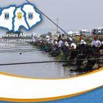 Inscrições abertas para 6.º Torneio de Pesca Além Rio