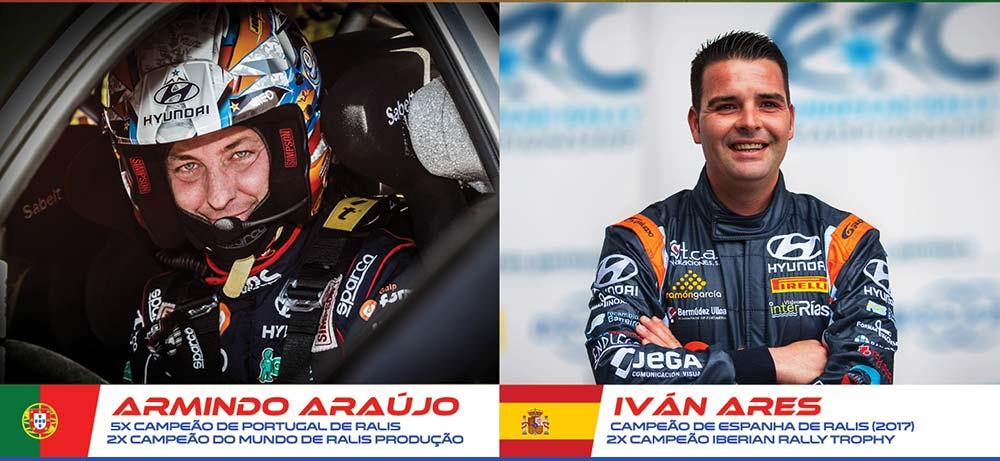Armindo Araújo confirmado em Montalegre no TitansRX Rallycross
