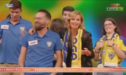 Água Longa vai ter bancada Cristina Ferreira, apresentadora da SIC