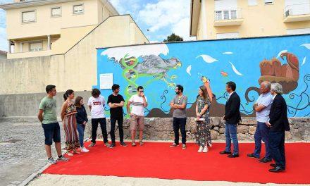 Urban Youth perpetua memória coletiva de Famalicão através da arte