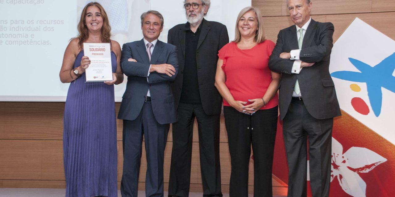 """ASAS e PASEC recebem Prémio BPI """"la Caixa"""" Solidário"""