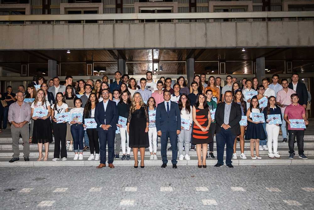 Alunos-homenageados-pela-Câmara-Municipal-de-Santo-Tirso