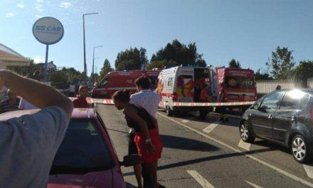 2 mortos em acidente em Famalicão