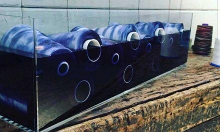 Na Crafil acontece inovação em linhas têxteis