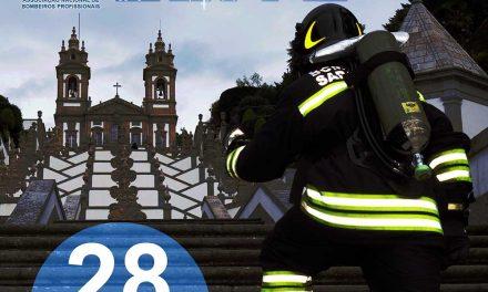 46 Bombeiros de Famalicão, Santo Tirso e Trofa vão subir escadórios do Bom Jesus