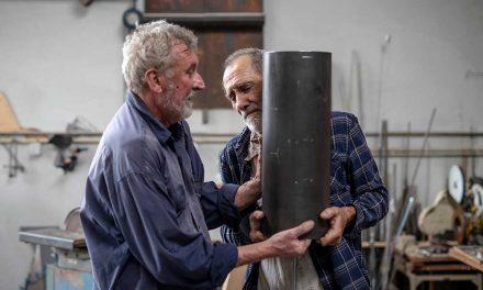 """""""Encontros"""" celebra 25 anos amizade de Carlos Barreira e Peter Rosman"""