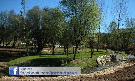 Parque Urbano de Geão inaugurado este sábado