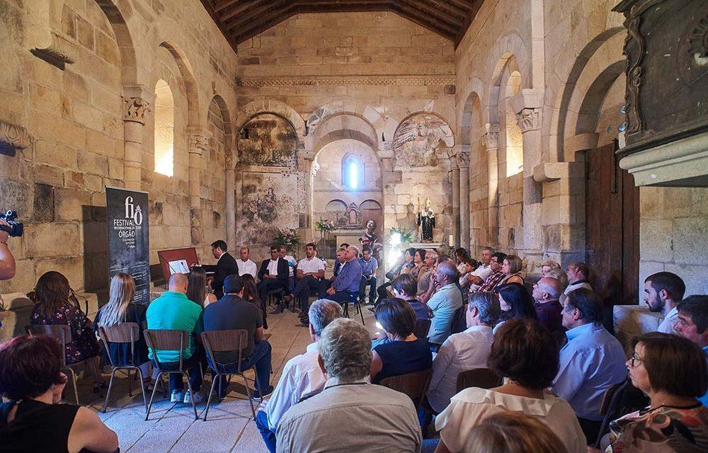 5ª edição do Festival Internacional de Órgão: o elogio da história através da música