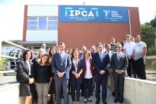 Presidente da Câmara de Famalicão dá as boas vindas aos estudantes do IPCA