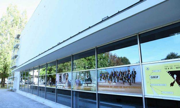 Casa das Artes rejuvenesce e torna-se mais amiga do ambiente
