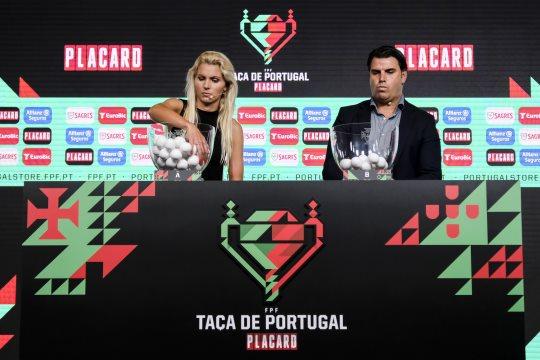 Famalicão, Aves e Oliveirense já conhecem adversário na Taça de Portugal