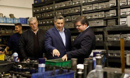 """Empresa de Santo Tirso assume-se """"única no país"""" a reciclar caixas de velocidade"""