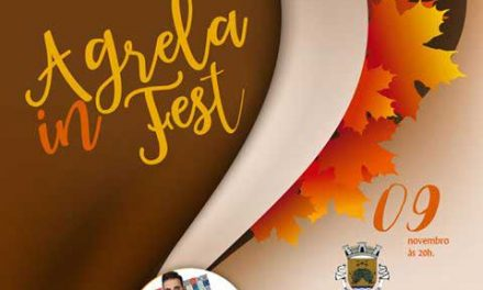 Agrela in Fest(a) a 9 de novembro
